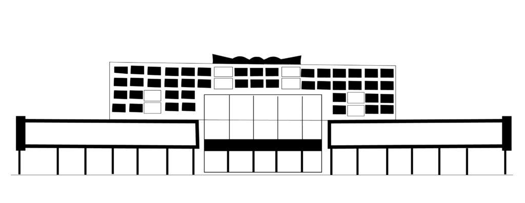 """Palacio Legislativo, """"icono"""", Imagen: Nassia Panagiotidi"""
